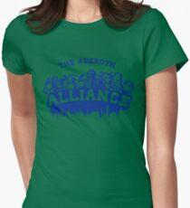 Team Alliance Women's Fitted T-Shirt