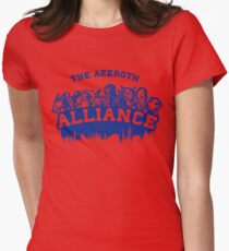 Team Alliance Womens Fitted T-Shirt