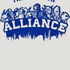 Team Alliance by sponzar