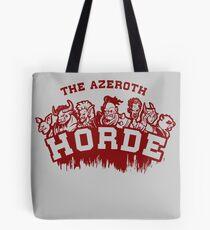 Team Horde  Tote Bag