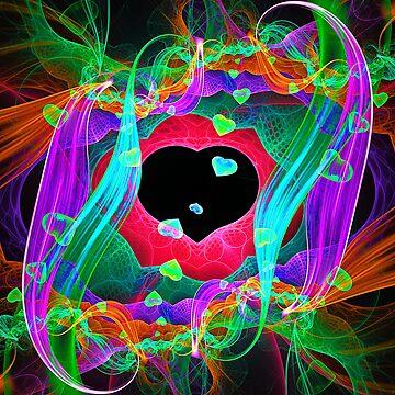 heart strings by LoreLeft27