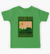 Dublin Kids Tee