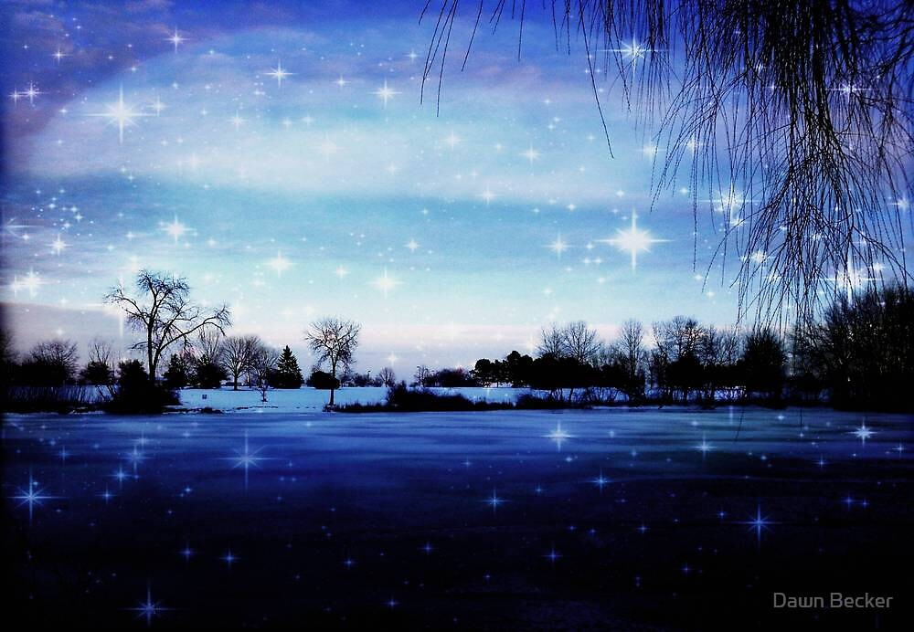 Winter's Magic © by Dawn Becker