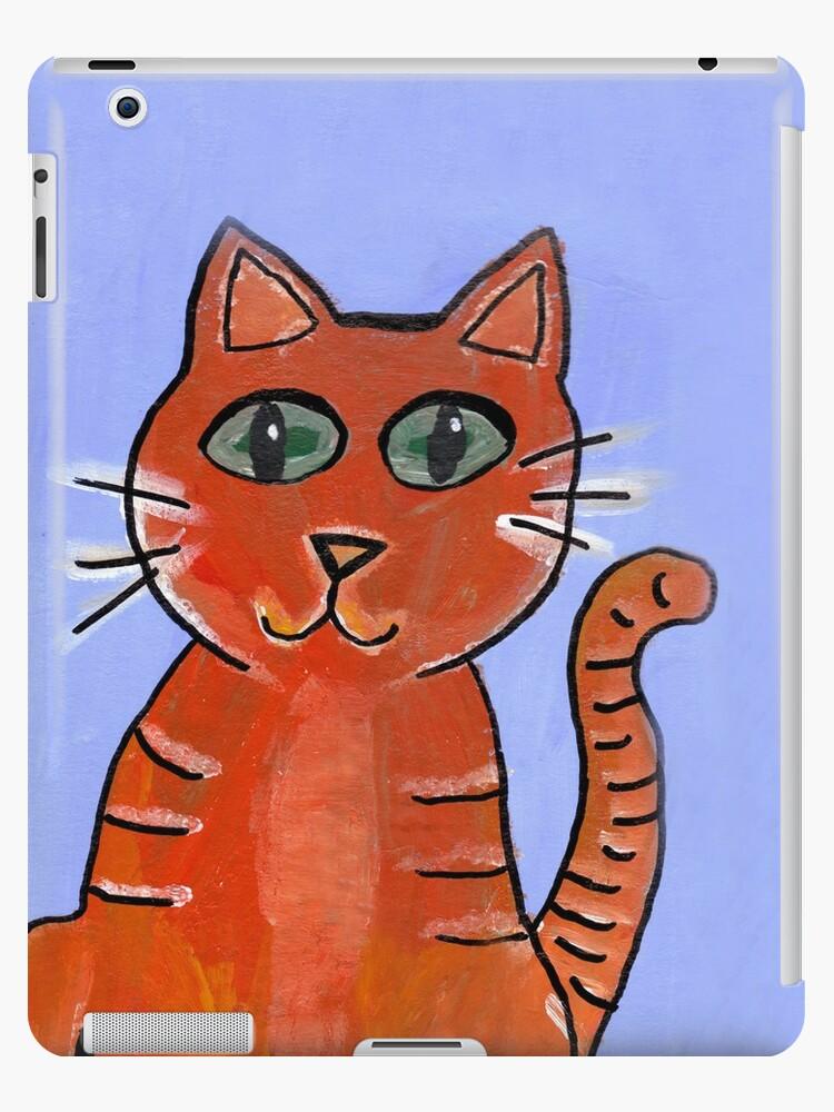 Friendly Cat by Tangerine-Tane
