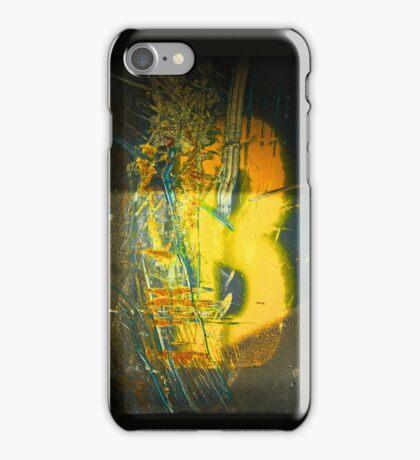 Mask of Thorns (B) iPhone Case/Skin