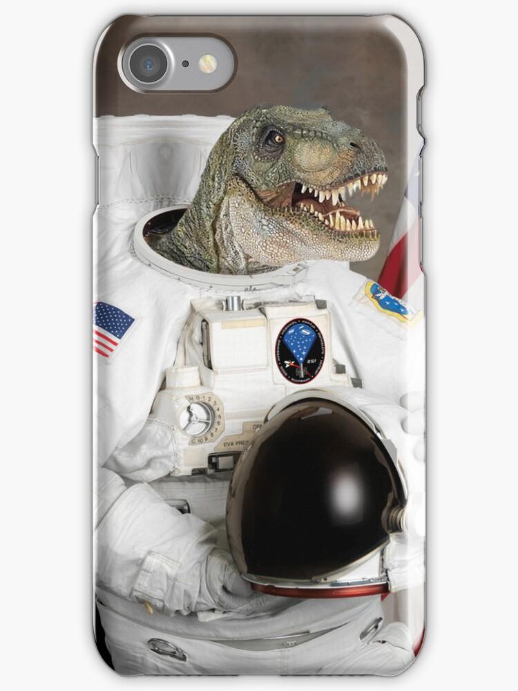 Astronautus Rex by Tim Norton