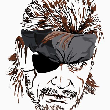 Big Boss by amynicolepalmer