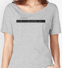 The Utopia Inquiry  Women's Relaxed Fit T-Shirt