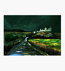 Cashel  The View from Palmers Hill Photographic Print