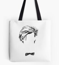 Who's that Bowtie Tote Bag