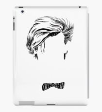 Who's that Bowtie iPad Case/Skin