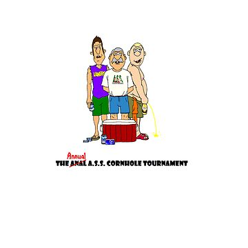 A.S.S. Cornhole Tournament by anderj15