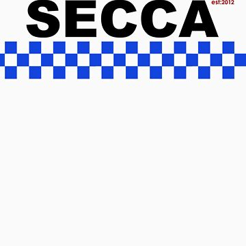 SECCA (security) by Samcain95