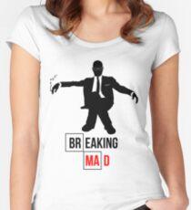 Bad Men Women's Fitted Scoop T-Shirt