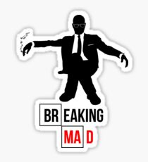 Bad Men Sticker
