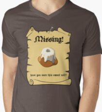 Where is my sweet roll? Mens V-Neck T-Shirt