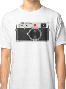 Leica M (Typ 240) - Horizontal Classic T-Shirt