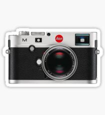 Leica M (Typ 240) - Horizontal Sticker