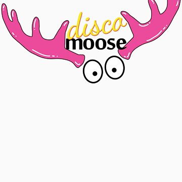 Disco Moose de Elvedee