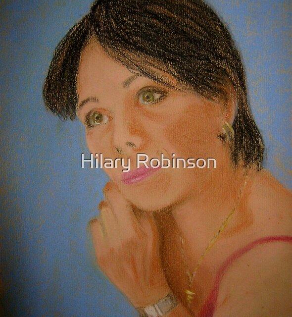 Elisabeth by Hilary Robinson