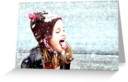Winter Wonderland by Carla Jensen
