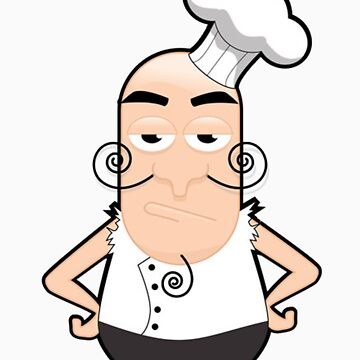 Angry Chef by 3LgoRdo