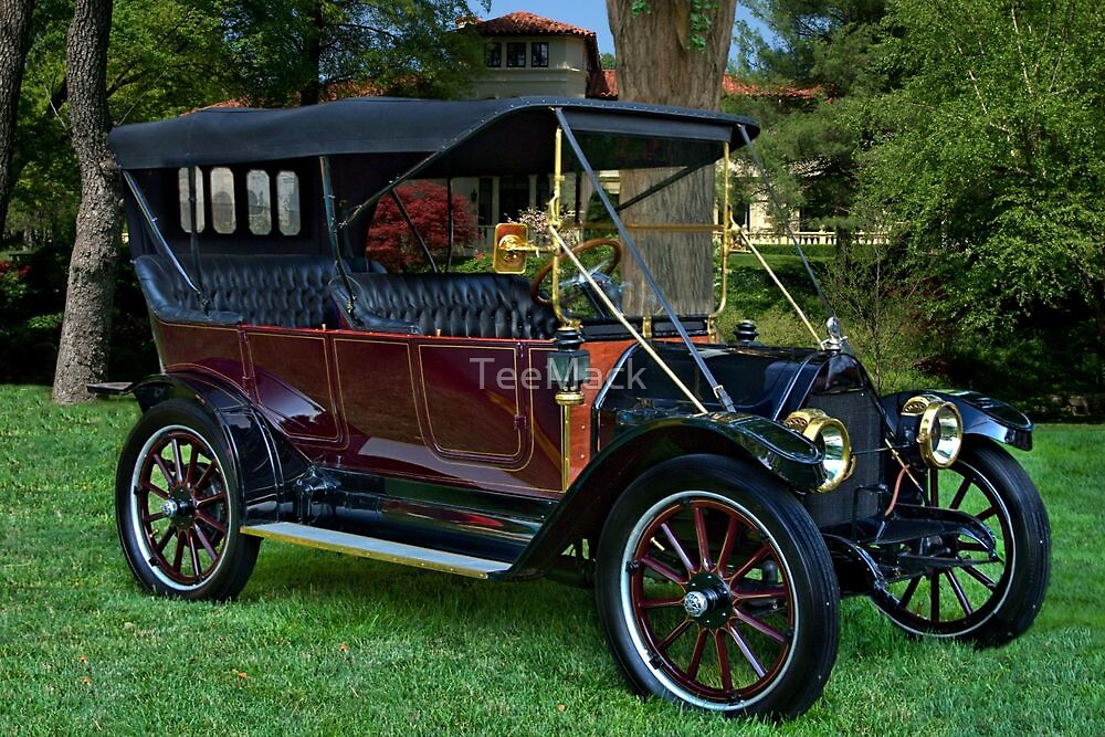 1912 REO the Fifth, 4 Door Touring Car by TeeMack