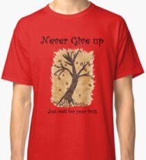 A Happy Tree on Tshirt Classic T-Shirt