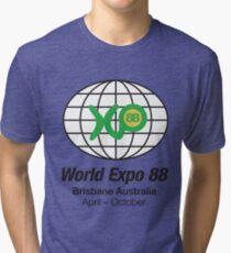 Expo 88 Tri-blend T-Shirt