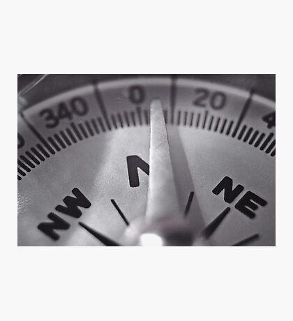 Compass Needle VRS2 Photographic Print