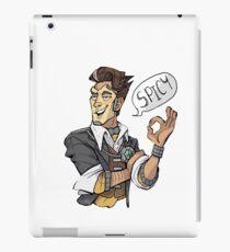 Spicy Jack iPad Case/Skin