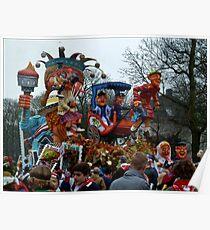 Carnival in Bergen op Zoom..2 Poster