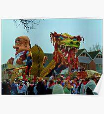 Carnival in Bergen op Zoom Poster