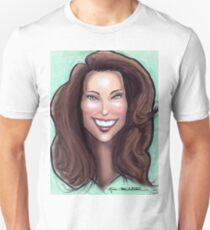Kate Middleton Caricature T-Shirt