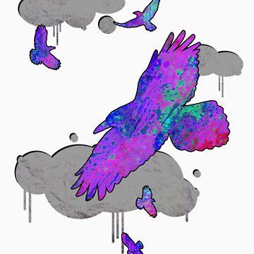 Crows 2 by mattlogan