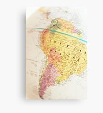 Maps Canvas Print