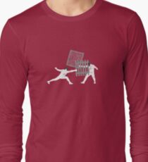 Ghetto Fencing Long Sleeve T-Shirt