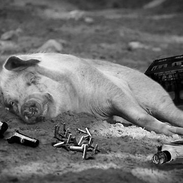 A Pig of a Hangover by Scotsman