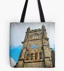 """"""" A Tower with History"""" Tote Bag"""