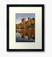 Durham Cathedral Framed Print