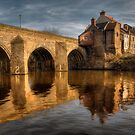 Elvet Bridge by Great North Views