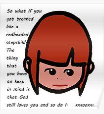 Redheaded Stepchild Poster