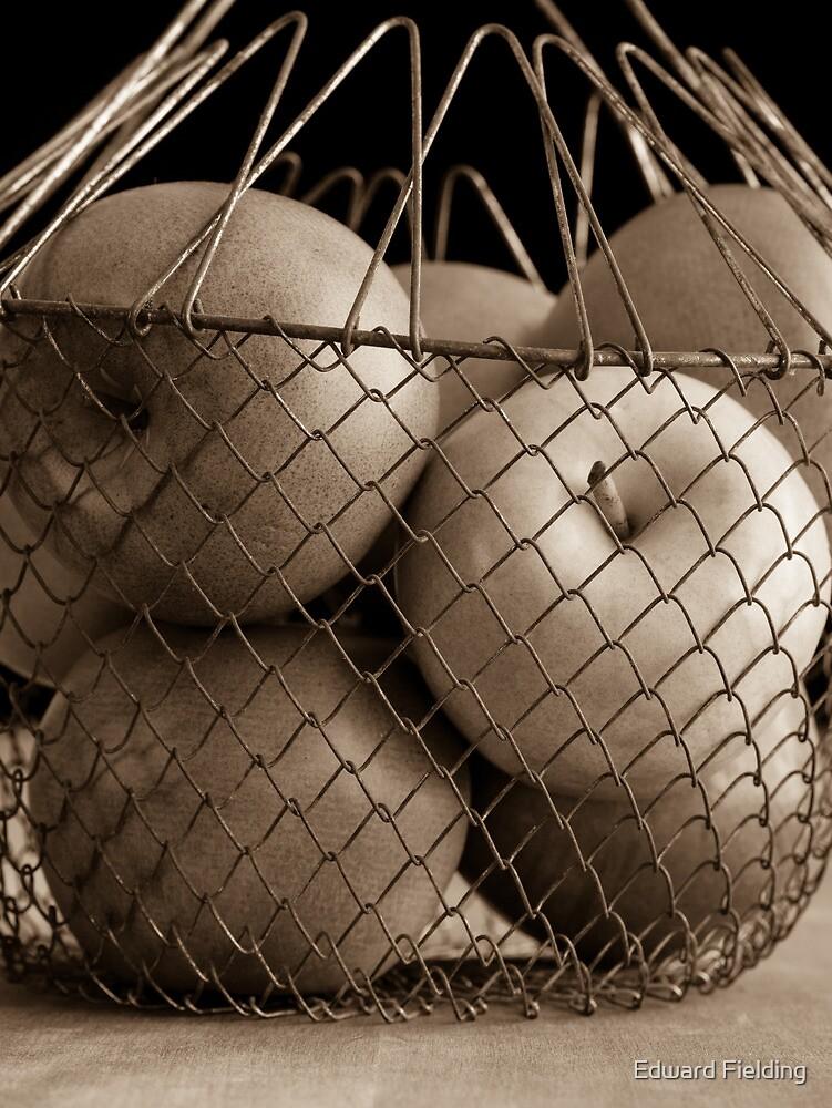 Apples by Edward Fielding