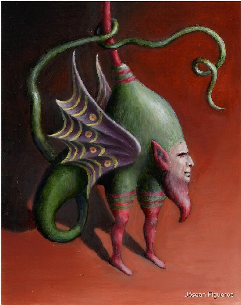 Alchemical Beast by Jósean Figueroa