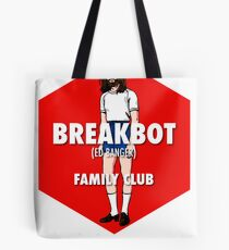 Breakbot - Family Club Tote Bag