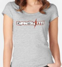 ChimneySwift11™ Official Women's Fitted Scoop T-Shirt