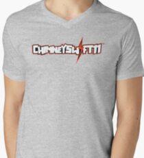 ChimneySwift11™ Official Men's V-Neck T-Shirt