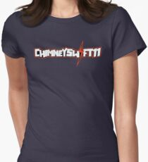 ChimneySwift11™ Official Womens Fitted T-Shirt