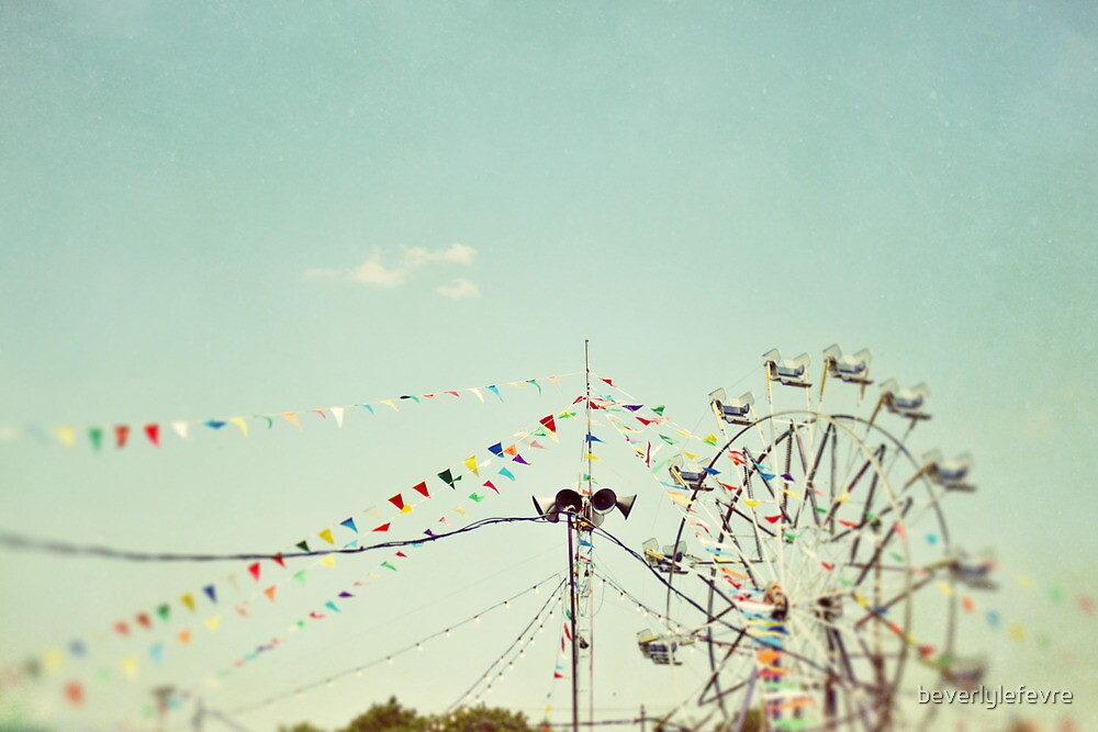 a summer day by beverlylefevre