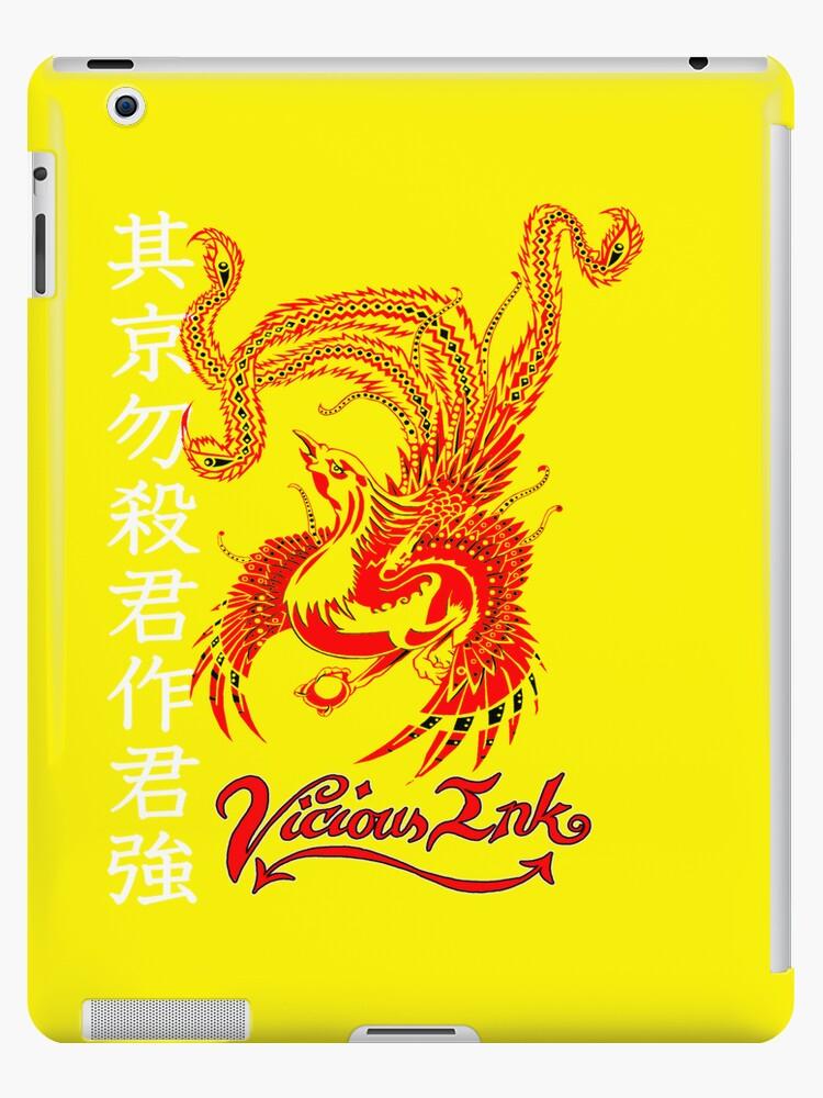 Phoenix by TattooPaul